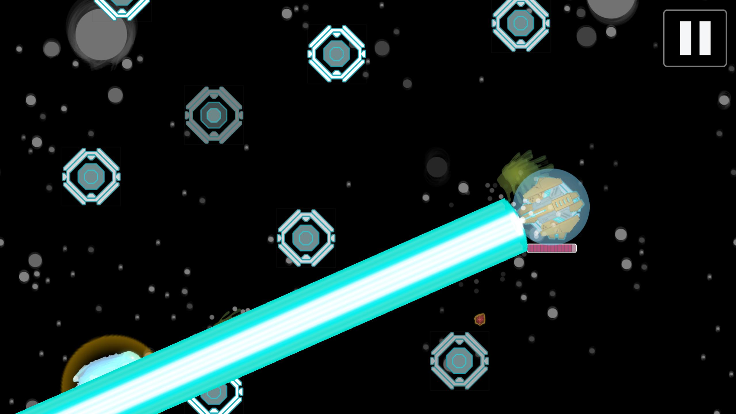 Prism Shell - Laser